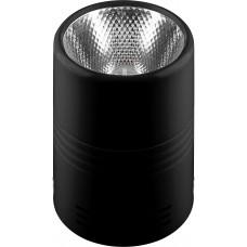 Светодиодный светильник AL518 накладной 10W 4000K черный