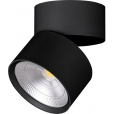 Светодиодный светильник AL520 накладной 25W 4000K черный