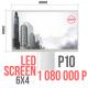 Светодиодный экран 6х4