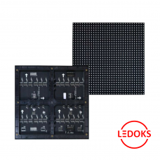 Светодиодный модуль P7,62 интерьерный