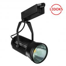 Трековый светодиодный светильник LTR-20B