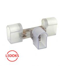 Тройной коннектор для светодиодного неона