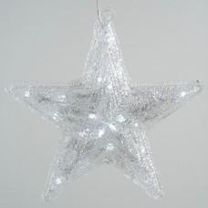 Акриловая звезда 40  см (KAEMINGK)
