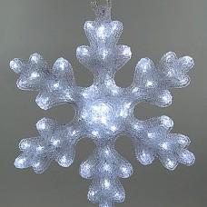 Светодиодная снежинка 40 см (KAEMINGK)