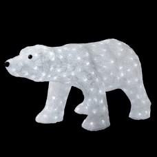 Медведь DADDY 270 Led, 80 см (KAEMINGK)