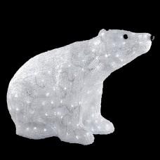 Медведь MOMMY 270 Led, 60 см (KAEMINGK)