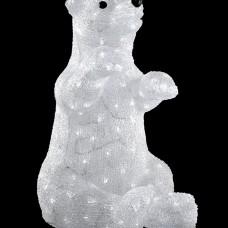 Медведь сидящий 200 Led, 53 см (KAEMINGK)