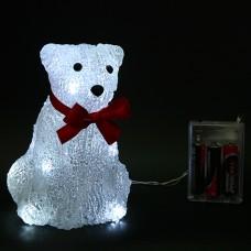 Медвежонок 16 Led, 16 см