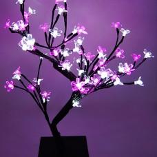 Бонсай 96 led, цветки сакуры 60 см