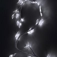 Светодиодная композиция Ветка с листьями