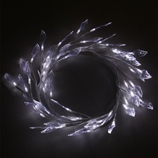 Светодиодная композиция Венок с листьями