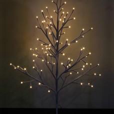 Светодиодное дерево с покрытием Изморозь