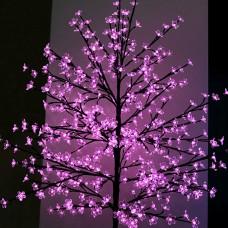 Светодиодное дерево Сакура 1,5 метра, 504 led