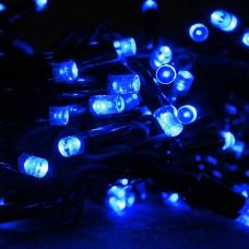 Светодиодная нить 10 метров, 100 led (7 Вт)