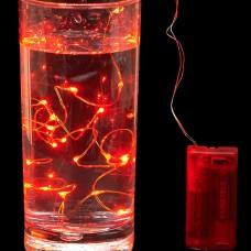 Светодиодная нить Роса 3 метра, 30 led