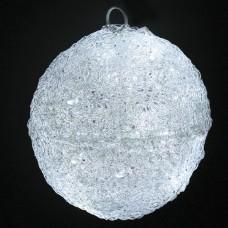 Светодиодная фигура Шар 15 см, 50 Led