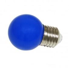 Лампа шар 45 1W LED E27