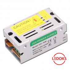 Блок питания интерьерный LEDOKS LPS-V12-15W20
