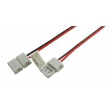 Коннектор для гибкого соединения двух светодиодных лент К11