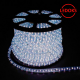 Дюралайт светодиодный LED-R2W 2-х жильный, белый 7000K 1,44Вт/м 36LED/м 100м 220V
