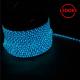 Дюралайт светодиодный LED-F3W 3-х жильный, синий-белый 2,88Вт/м 72LED/м 50м 220V