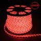 Дюралайт светодиодный LED-F3W 3-х жильный, красный 2,88Вт/м 72LED/м 50м 220V