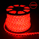 Дюралайт светодиодный LED-R2W 2-х жильный, красный 1,44Вт/м 36LED/м 100м 220V