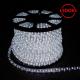 Дюралайт светодиодный LED-F3W 3-х жильный, белый 7000K 2,88Вт/м 72LED/м 50м 220V