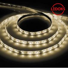 Cветодиодная LED лента LS603, 60SMD(2835)/м 4.8Вт/м 5м IP20 12V 3000К