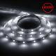 Cветодиодная LED лента LS606, 30SMD(5050)/м 7.2Вт/м 5м IP20 12V 6500K