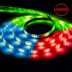 Cветодиодная LED лента LS607, 60SMD(5050)/м 14.4Вт/м 5м IP65 12V RGB