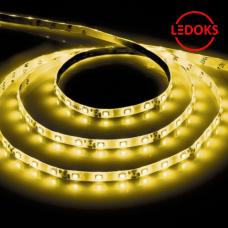 Cветодиодная LED лента LS607, 60SMD(5050)/м 14.4Вт/м 5м IP65 12V желтый