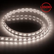 Cветодиодная LED лента LS705, 120SMD(5730)/м 11Вт/м 50м IP65 220V 3000K