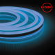 Гибкий неон светодиодный, 120SMD(2835)/м 9.6Вт/м 50м IP67 220V синий
