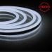 Гибкий неон светодиодный, 120SMD(2835)/м 9.6Вт/м 50м IP67 220V 6500К