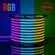 Гибкий неон LEDOKS LED-NEON-RGB-V220