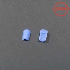 Заглушка 8*16 для неона 12В синяя